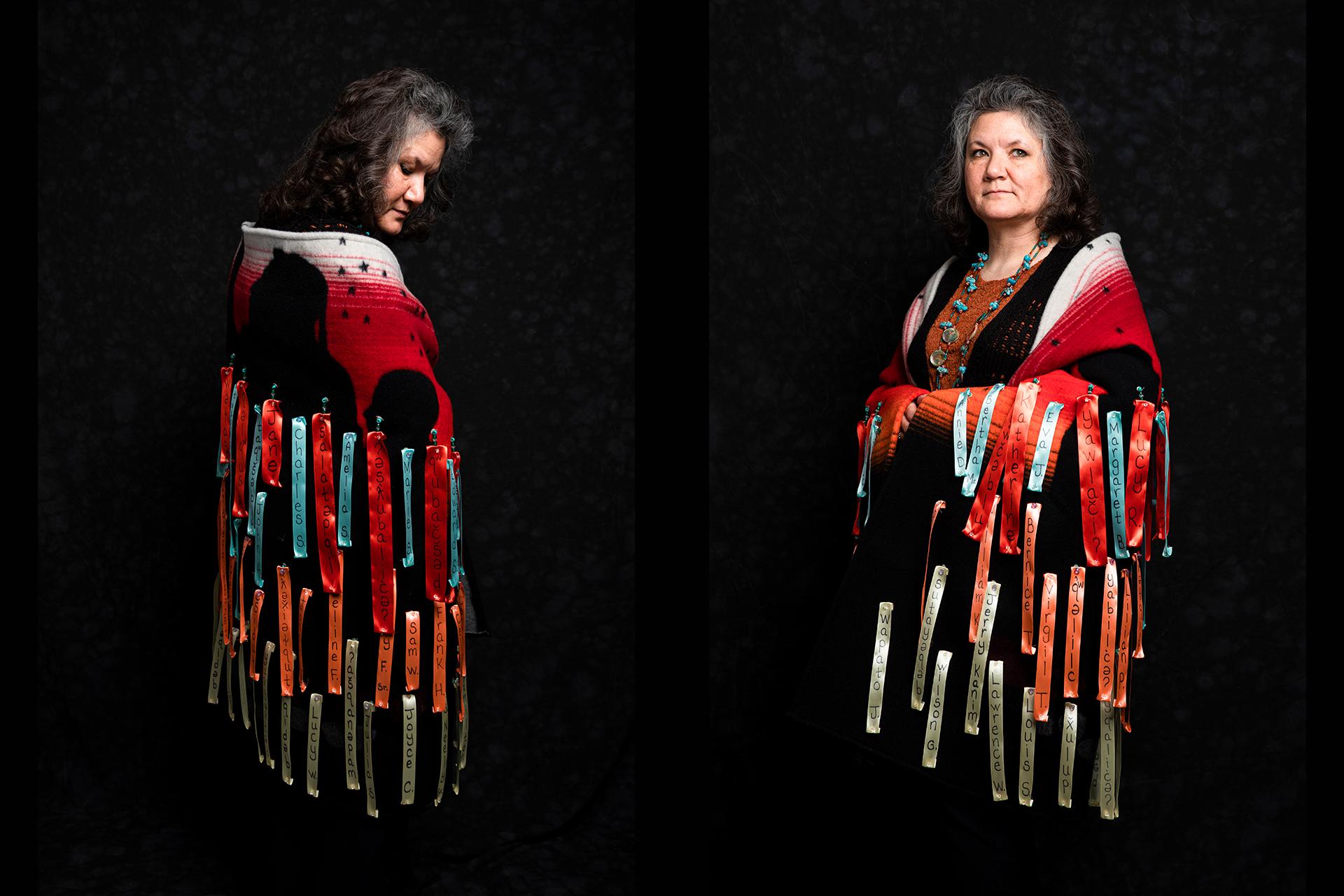 Tami Hohn, lecturer in American Indian Studies