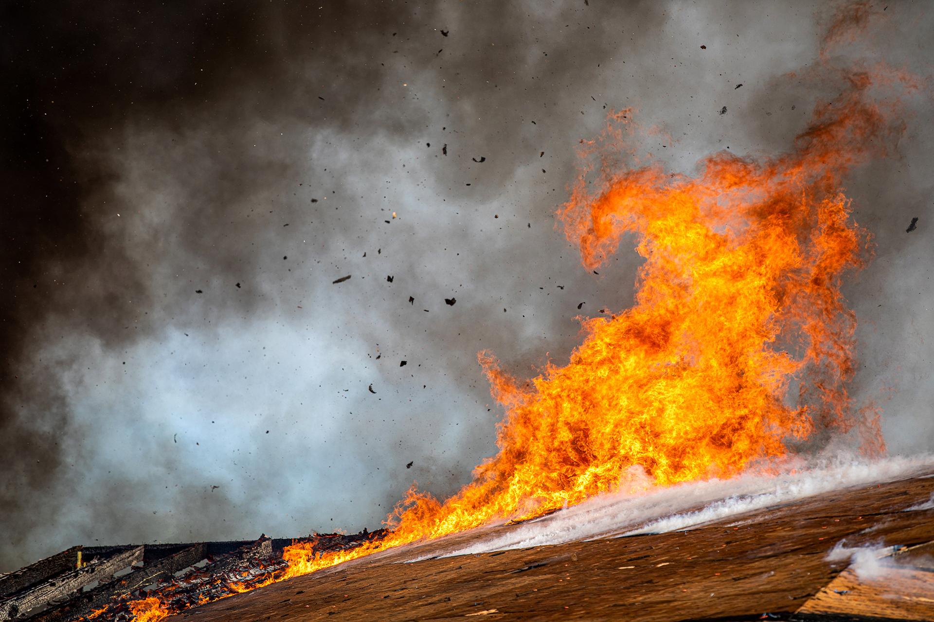 UW Tacoma House Fire