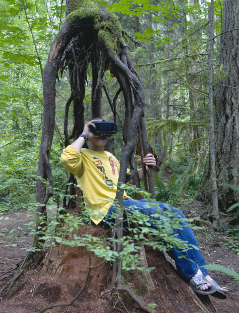 Pilot program to engage young people through art and nature,