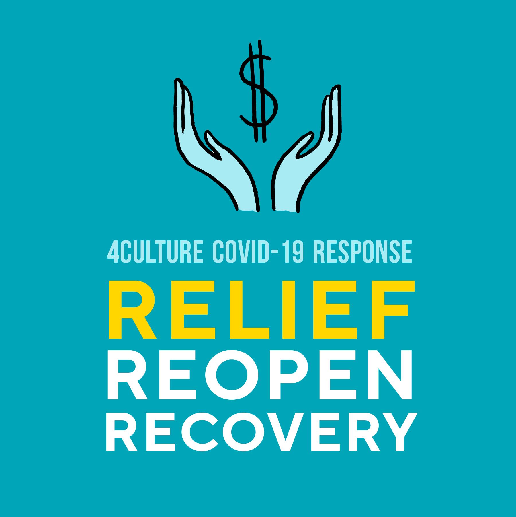 4Culture COVID-19 Cultural Relief Fund,