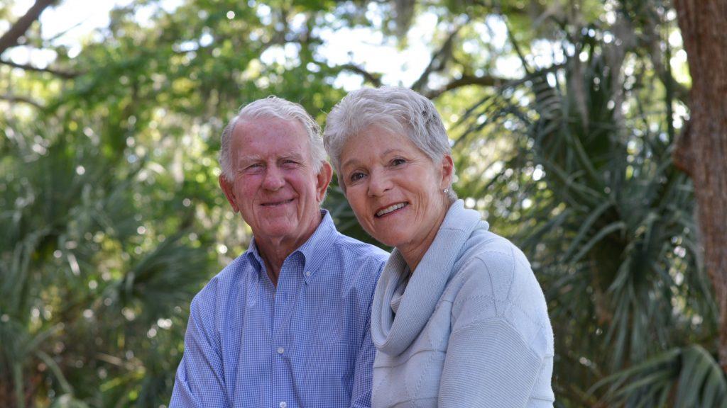 Curtis and Elizabeth Anderson