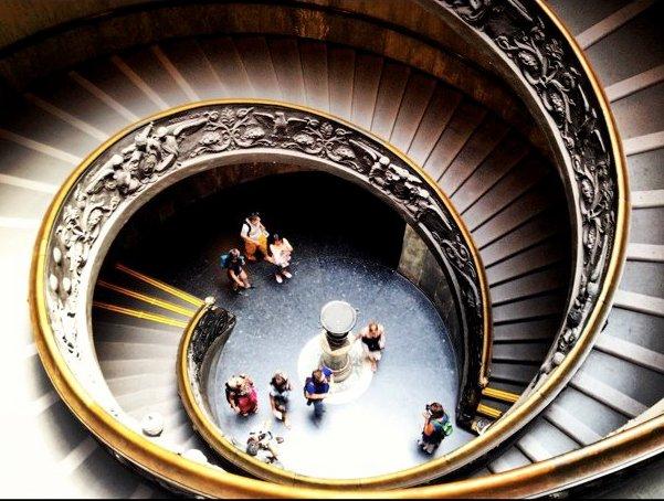 Rome Vatican Museum - Lauren Easterling