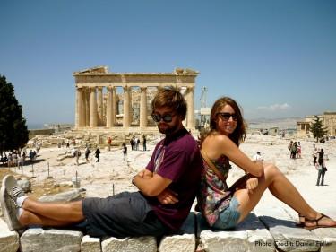 Daniel Fuller & Anna Imperati - Parthenon - Athens, Greece