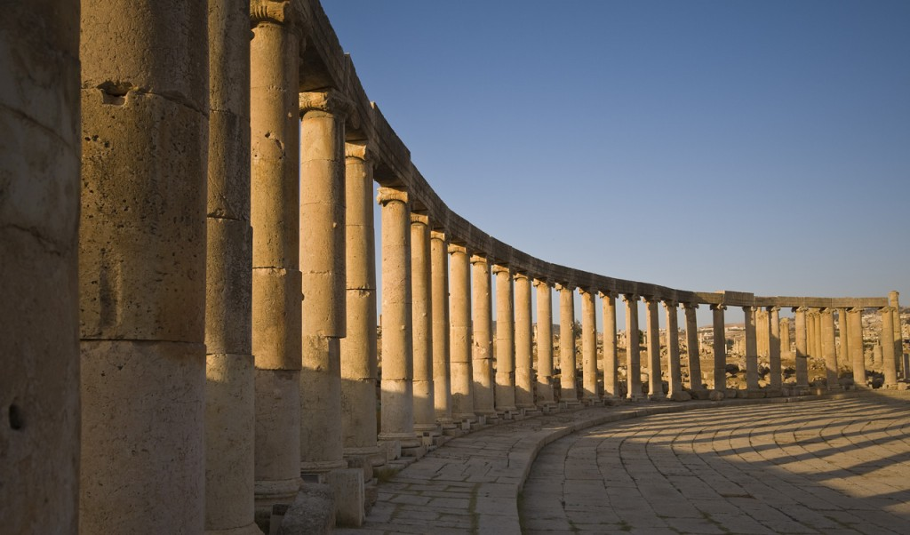 Jerash, Jordan - Mike Renes
