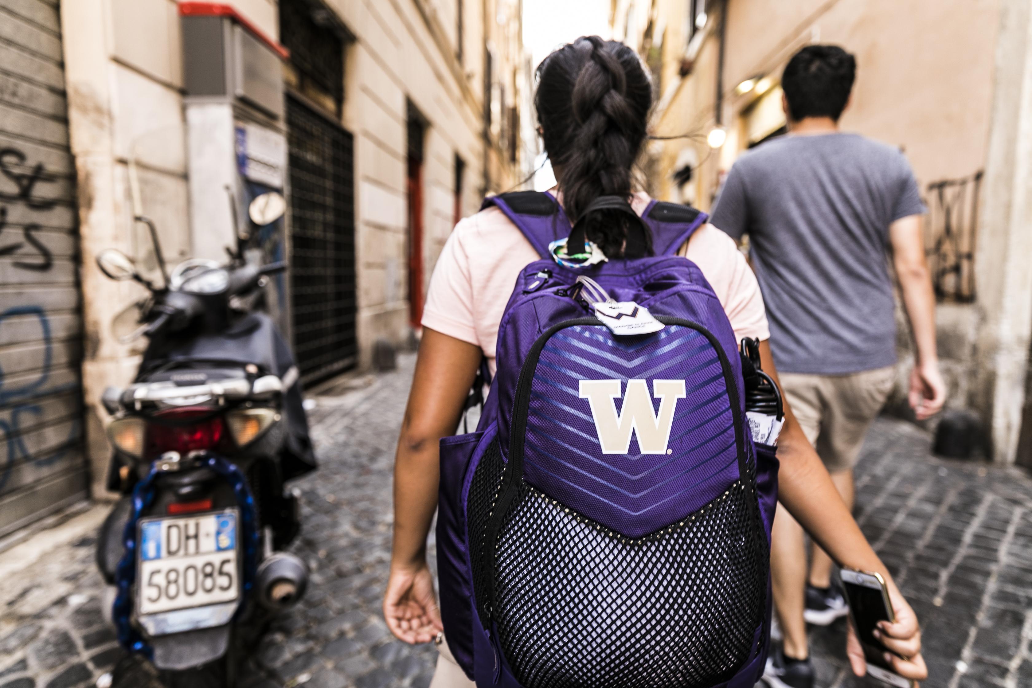 University Of Washington Scholarships >> Study Abroad