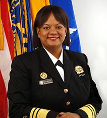 Regina M. Benjamin, M.D., M.B.A., 18th Surgeon General