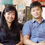 Denny Luan and Cindy Wu