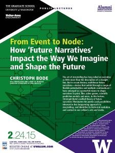 Christoph Bode Lecture Poster