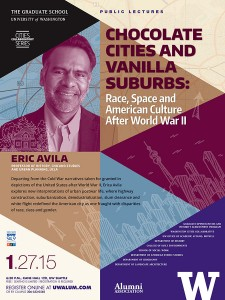 Eric Avila Lecture Poster