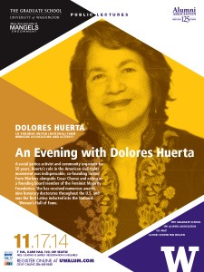 Huerta Lecture Poster