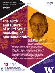 Levitt Lecture Poster
