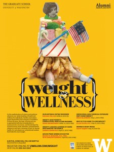 Weight & Wellness Poster