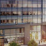 GIX building rendering