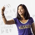 UW student Jane Yang