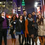 2015 Communication students career exploration trip to NYC