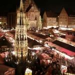 Nuremberg Holiday market