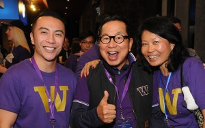 Alumni celebrate Husky spirit in Shanghai