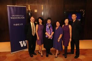 2015 Global Alumni Leadership Conference attendees