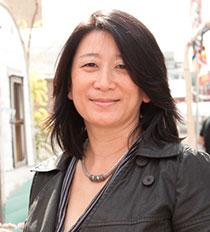 Sr. Director of Marketing & Communications Terri Hiroshima