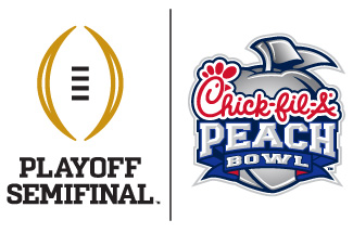 College Football Playoff at the Chick-fil-A Peach Bowl