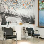 Bishops Barbershop Interior