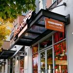 Bishops Barbershop Storefront