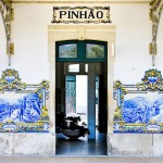 A Doorway in Pinha, Portugal