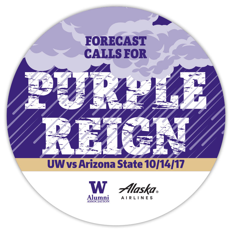 Forecast calls for Purple Reign