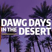 Dawg Days in the Desert