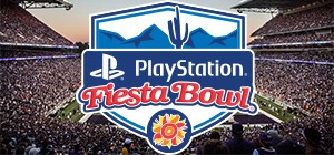 Fiesta Bowl and Husky Stadium