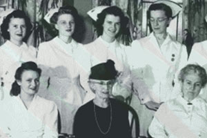 Nursing Historical Group Photo
