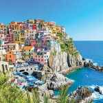 Manarola may be the oldest of the towns in the Cinque Terre