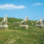 Terrace of the Lions, Mykonos, Greece