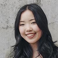 Headshot: Joycie Anna Yu, '18