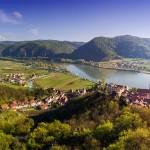 Wachau Valley, Durnstein, Austria