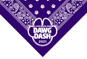 Dawg Dash bandana