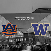 Auburn University and UW game