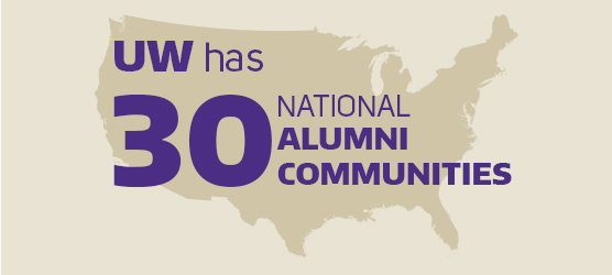 UW has national Alumni Communities