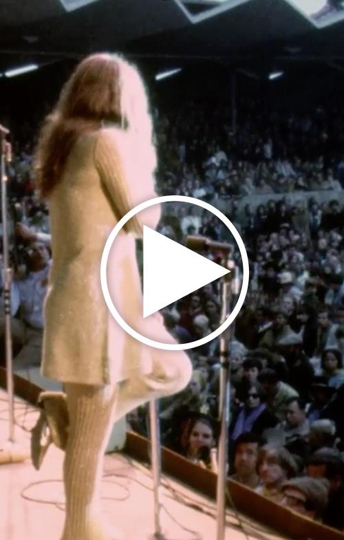 Monterey Pop Dir. D. A. Pennebaker, Leacock Pennebaker, Distributor, 1969. Film.