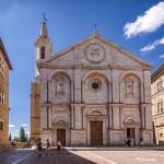 Pienza Cathedral, Siena