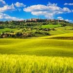 Renaissance town of Pienza