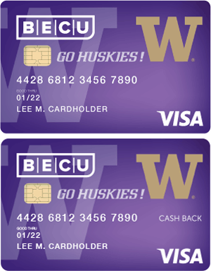 BECU Credit Cards