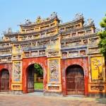 Hué monument, Vietnam