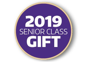 2019 Senior Class Gift logo