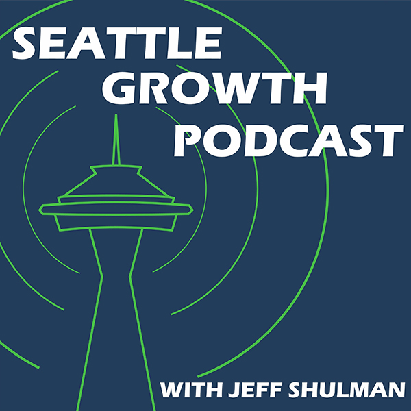 Seattle Growth Podcast Logo