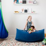 Chldren in a playroom with Harkla items