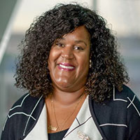 Portrait: Keisha Scarlett