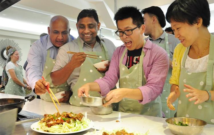 MyTaiwanTour cooking class