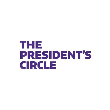 The President's Circle logo