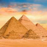 Great pyramids, Giza